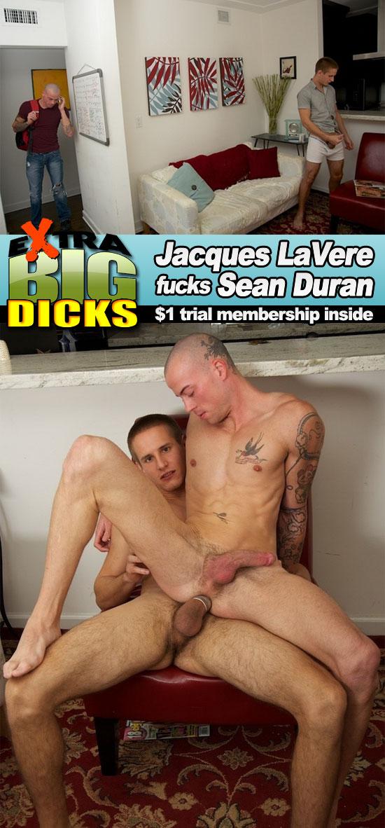 Jacques LaVere fucks Sean Duran