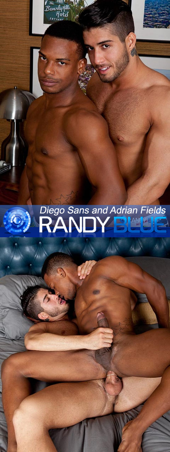 Diego Sans fucks Adrian Fields