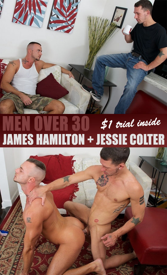 James Hamilton fucks Jessie Colter