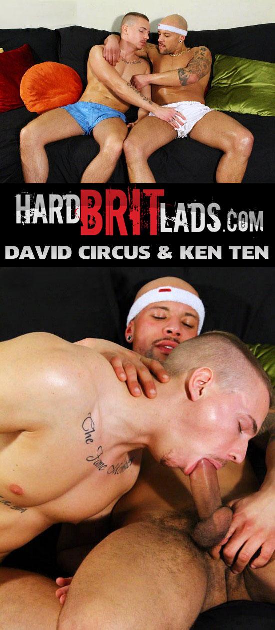 David Circus and Ken Ten