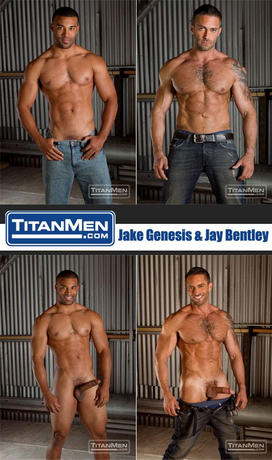 Jake Genesis and Jay Bentley
