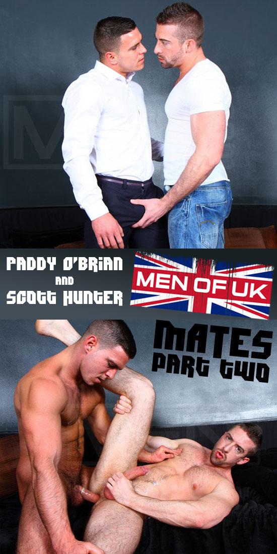 Paddy O'Brian fucks Scott Hunter