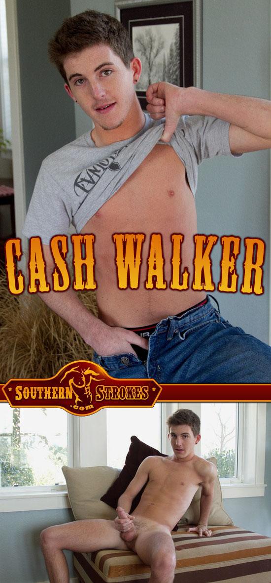 Cash Walker jerks off