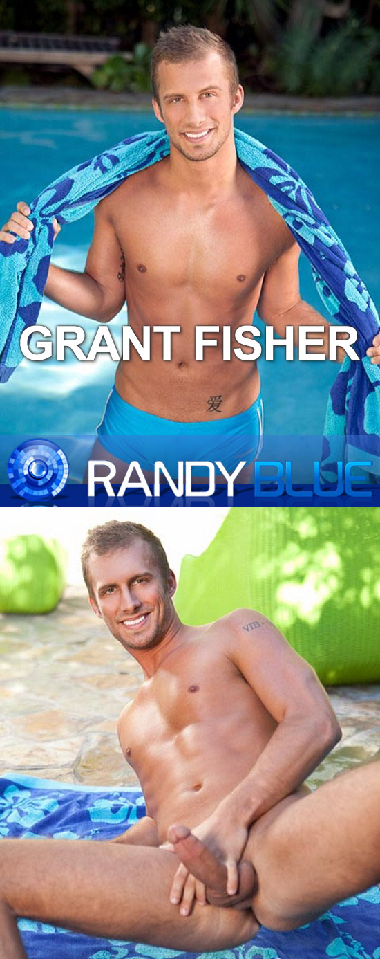 Grant Fisher for Randy Blue
