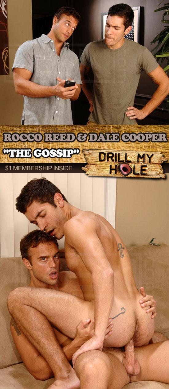 Rocco Reed fucks Dale Cooper
