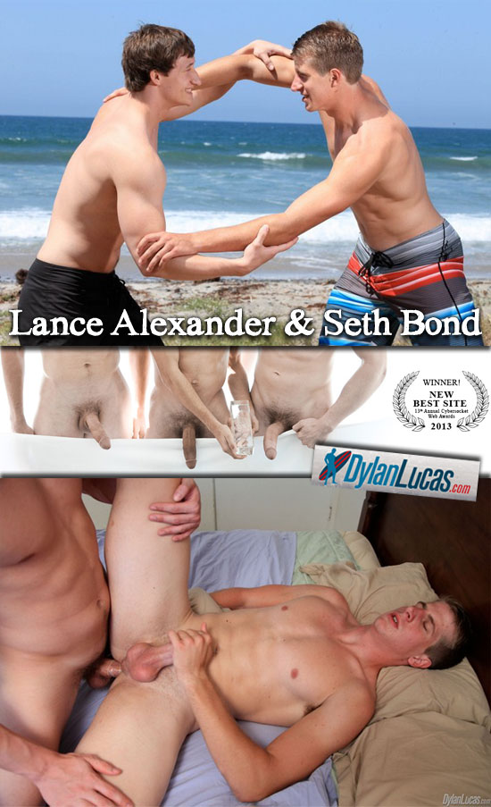 Lance Alexander fucks Seth Bond