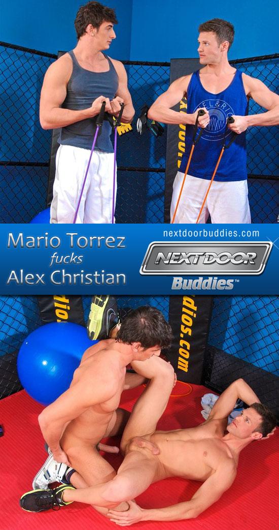 Mario Torrez and Alec Christian