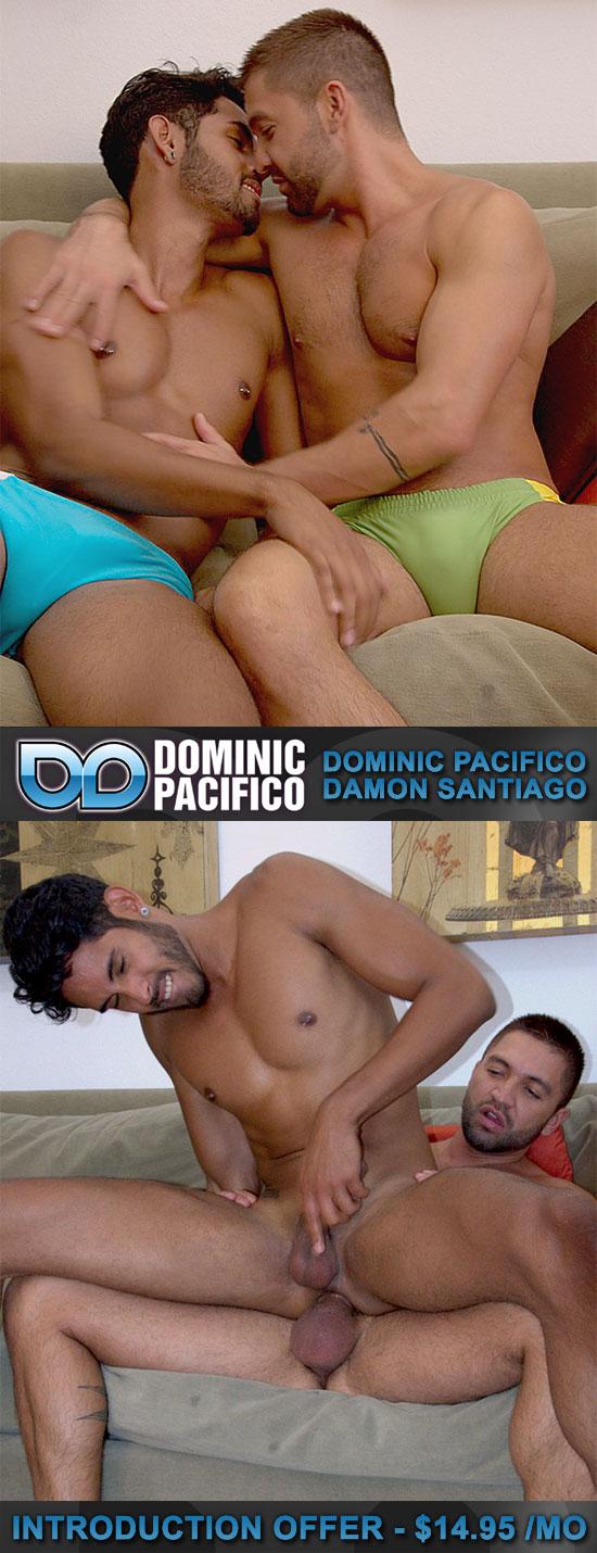 Dominic Pacifico and Damon Santiago