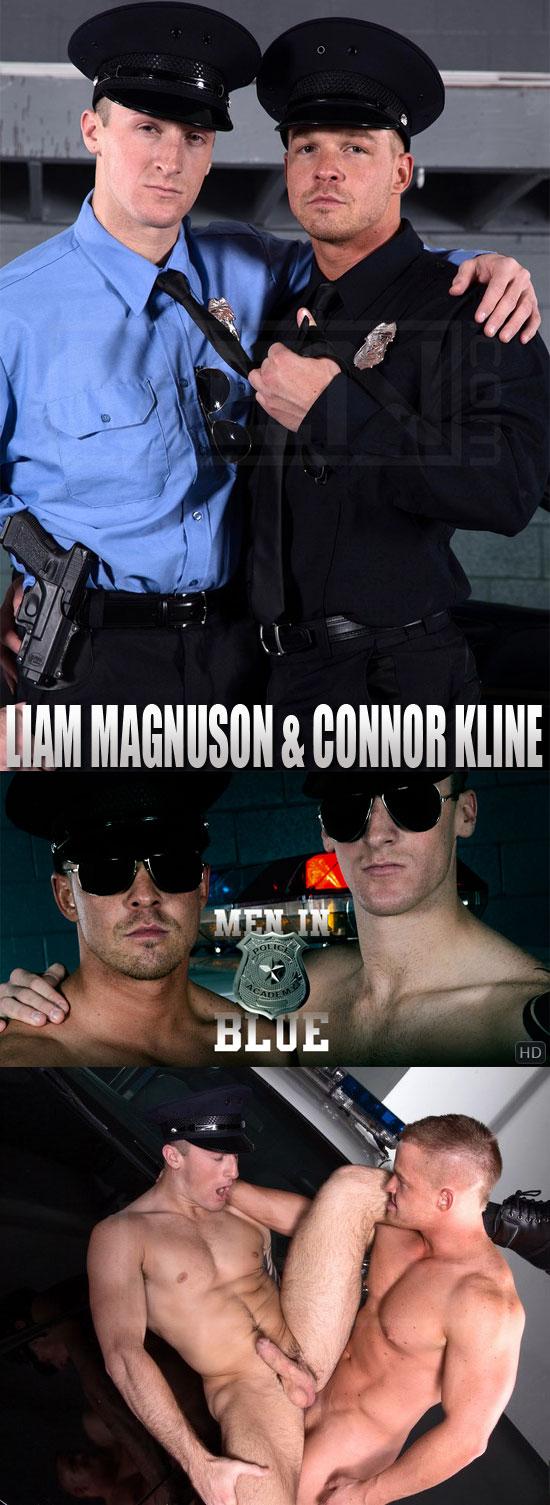 Liam Magnuson and Connor Kline