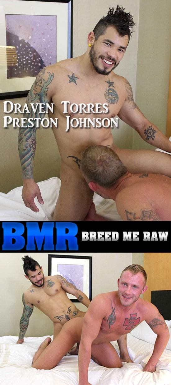Draven Torres barebacks Preston Johnson
