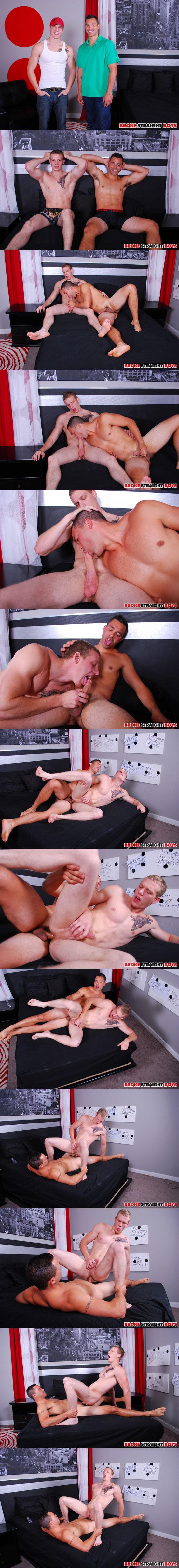 Johnny Forza and Sergio Valen