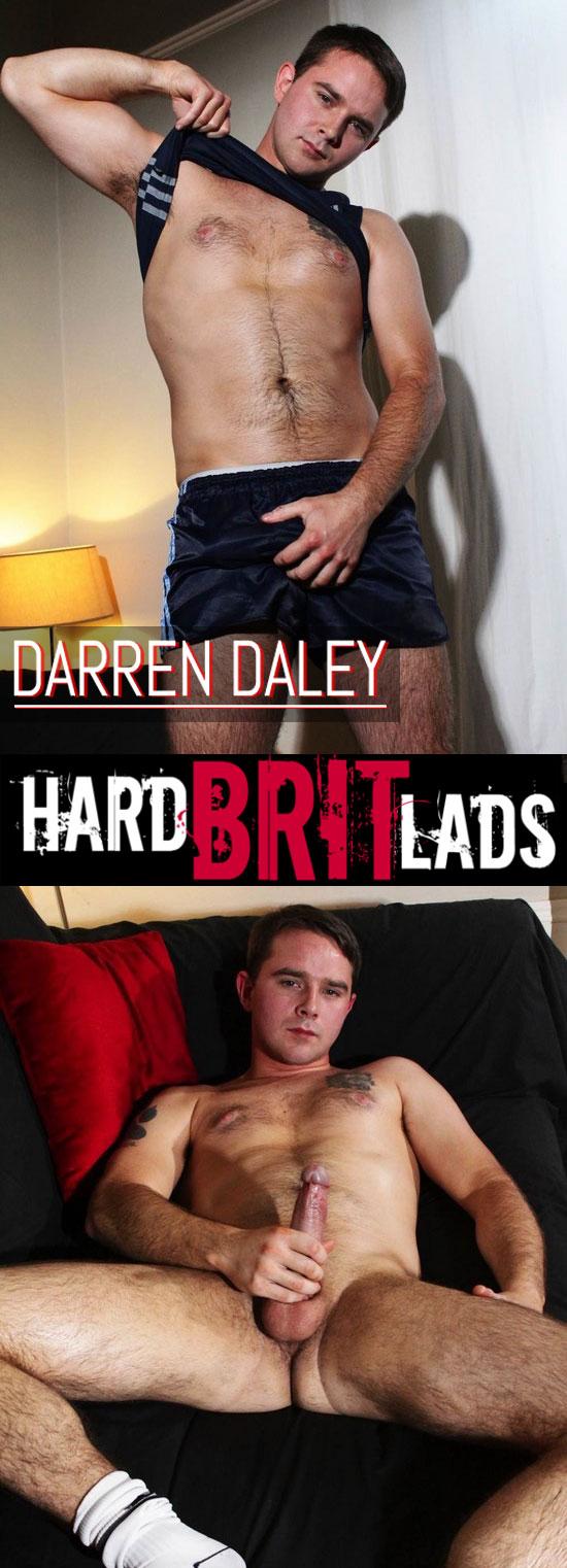 Darren Daley jerks off