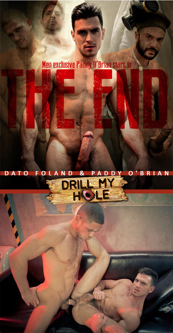 Dato Foland and Paddy O'Brian flip-flop